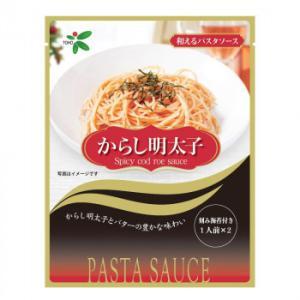 TOHO 桃宝食品 和えるパスタ辛子明太子 (26g×2)×80個入り (送料無料) 直送
