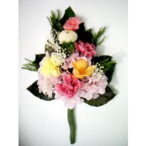フェイク(造花)は使用しておりませんので、 安心してご利用ください。ご霊前ですのでとげのあるバラも ...