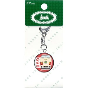 189系あずさ 旧国鉄色 メタルキーホルダー|kodo-goods-store|02
