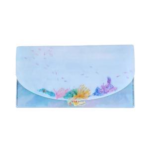 抗菌マスクケース & プレミアムマスク(小さめサイズ) 絵画サンゴ|kodo-goods-store