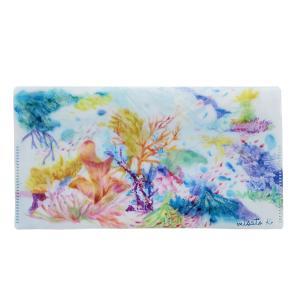 抗菌マスクケース & プレミアムマスク(小さめサイズ) 絵画サンゴ|kodo-goods-store|02
