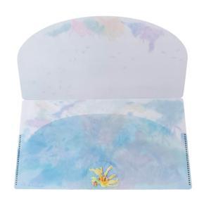 抗菌マスクケース & プレミアムマスク(小さめサイズ) 絵画サンゴ|kodo-goods-store|03