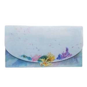 抗菌マスクケース & プレミアムマスク(小さめサイズ) 絵画サンゴ|kodo-goods-store|04