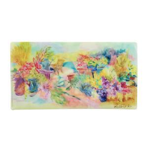 抗菌マスクケース & プレミアムマスク(小さめサイズ) 絵画ガーデン|kodo-goods-store|02