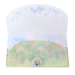 抗菌マスクケース & プレミアムマスク(小さめサイズ) 絵画ガーデン|kodo-goods-store|03