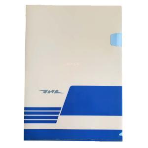 A4 落ちないファイル 国鉄ブルー|kodo-goods-store
