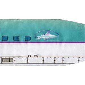 北海道新幹線H5系 ブックカバー 文庫本サイズ|kodo-goods-store