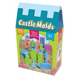 お城メイキング大セット Castle Molds【知育玩具/砂遊び/室内用砂商品全般/マッドマター/お城/Waba Fun/砂場】