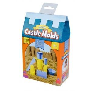 お城メイキング小セット Castle Molds【知育玩具/砂遊び/室内用砂商品全般/マッドマター/お城/Waba Fun/砂場】
