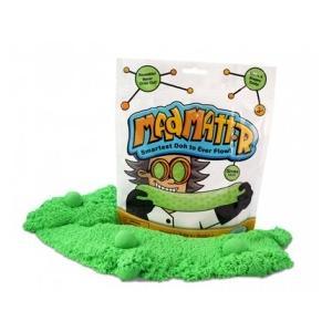 マッドマター MAD MATT-R  (緑:グリーン) 【知育玩具/Waba Fun/砂遊び/室内/ふわふわ/サラサラ/不思議】