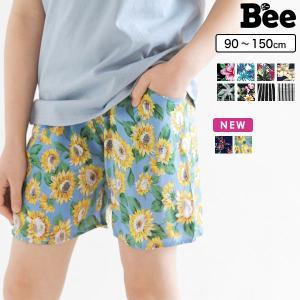 ハーフパンツ 韓国子供服 韓国こども服 韓国こどもふく Bee キッズ 女の子 男の子  春 夏 サマー ボトムス|kodomofuku-bee