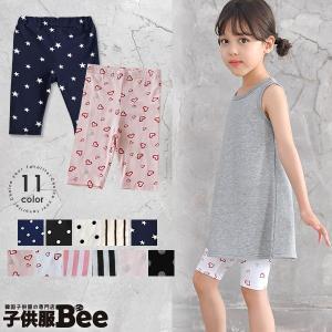 ◇レギンス◇韓国子供服 花柄 パイナップル フルーツ アイス...