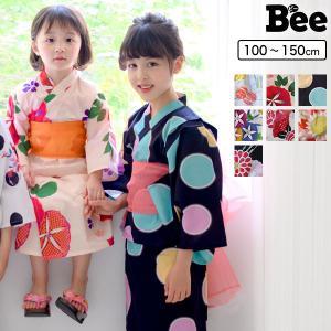 浴衣3点セット 韓国子供服 韓国こども服 韓国こどもふく Bee キッズ 女の子 春 夏 サマー|kodomofuku-bee