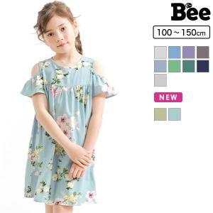 ワンピース 韓国子供服 韓国こども服 韓国こどもふく Bee キッズ 女の子 春 夏 サマー|kodomofuku-bee