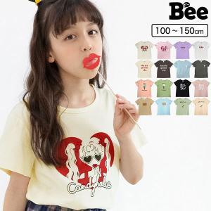 半袖Tシャツ 韓国子供服 韓国こども服 韓国こどもふく Bee キッズ 女の子 男の子 春 夏 サマー RELAX|kodomofuku-bee