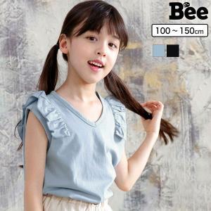 トップス 韓国子供服 韓国こども服 韓国こどもふく Bee キッズ 女の子 春 夏 サマー|kodomofuku-bee