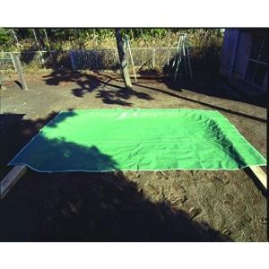砂場メッシュシート スタンダード 1.5×2m 止め紐6カ所付  日本製 砂場動物侵入防止 特注サイズも承ります|kodomor