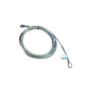ソフトテニスワイヤー スチール製 直径 4.5mm×14.3m|kodomor