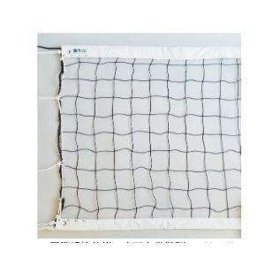 6人制バレーボールネット検定AA級 国際規格仕様  ステンレスワイヤー 当社サイドベルト付 日本製 123K スペック高 協会検定品|kodomor