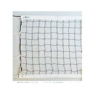 6人制バレーボールネット検定AA級 国際規格仕様  シュタークワイヤー 当社サイドベルト付 日本製 161K スペック高 協会検定品|kodomor