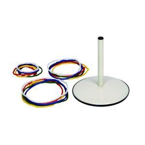 伝承のあそび 輪投げロープリング ロープのみ  10本セットまとめ買い 直径12cm リハビリにも最適|kodomor