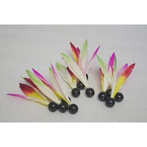 羽子板の羽根 12個セットまとめ買い |kodomor