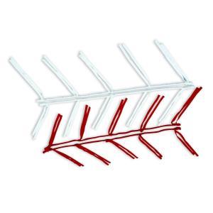 運動会 ムカデロープ 5人用 (赤、白、イエロー、グリーン、ブルーから色をお選びください) サイズ1.4m  kodomor