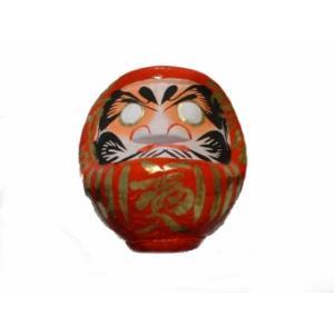 張子だるま 6号 18cm  (開運、合格祈願) 日本製 kodomor