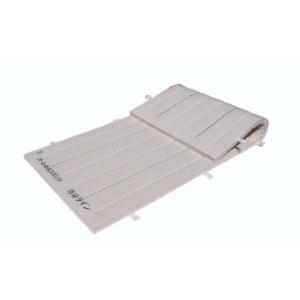 オール合成スポンジ体育マット 90×180×5cm  普通タイプ  帆布9号 N31   高い柔軟性で跳び箱やマット運動に最適