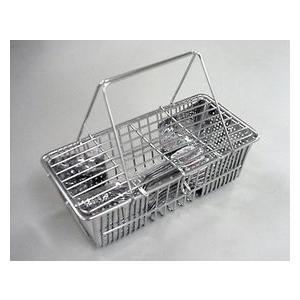 スプーンカゴ (横型) 熱風保管庫用食器・器具・かご 保育学校用品  |kodomor