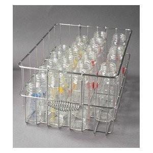 哺乳瓶用ステンレスカゴ  熱風保管庫用食器・器具・かご  保育学校用品|kodomor