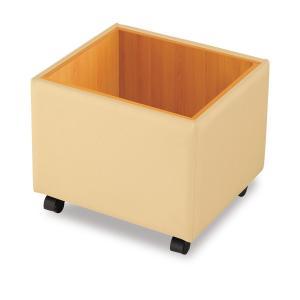 【送料無料】 なんでもBOX BR-NR-BOX (FB-01) 移動型収納 キャスター付き  木製  【商品代引き不可】【個人宅配送不可】 kodomoyorokobu