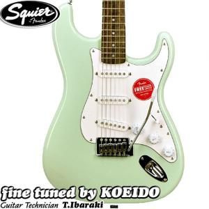 Squier Affinity Stratocaster SFG (ストラップ&シールドサービス中!...