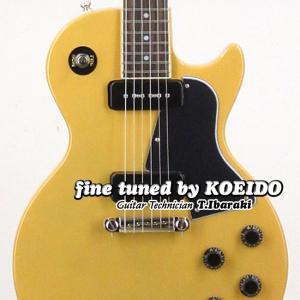 Epiphone Les Paul Special TV Yellow(アクセサリーパック付き)