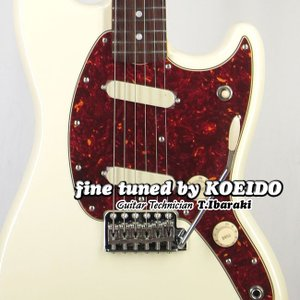 Fender CHAR Mustang Made In Japan(Fine Tuned by KO...