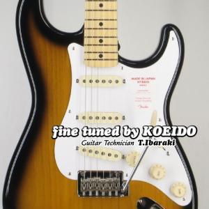 Fender Made in Japan Hybrid 50s Stratocaster TBB/M...