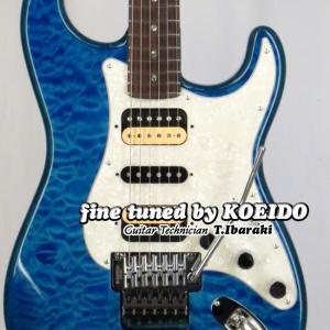 Fender Japan Michiya Haruhata Stratocaster(fine tu...