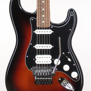 Fender MEXICO Player Stratocaster Floyd Rose HSS 3...