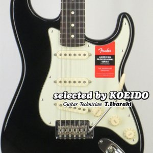 Fender USA American Professional  Stratocaster BLK...