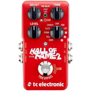 t.c. electronic HALL OF FAME 2 REVERBの画像