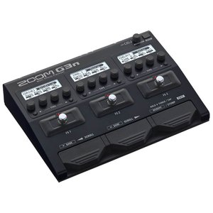 ZOOM G3n Multi-Effects Processor (ACアダプター付属)