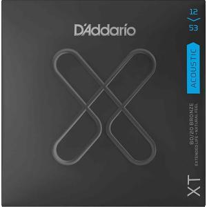 D'addario XTABR1253 Bronze ダダリオ コーティング・アコースティック弦 L...