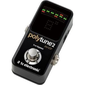 t.c.electronic PolyTune2 Noir