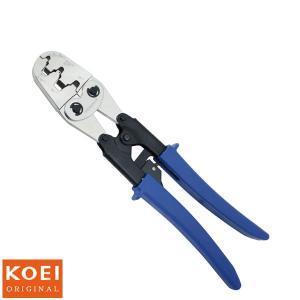 大型フェルール(棒端子)圧着工具 CK28|koeishoji