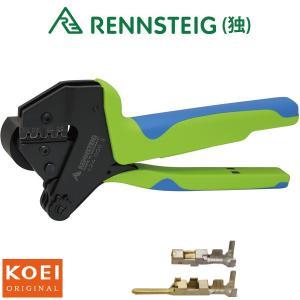 ダイナミックD-1・D-2端子 圧着工具 圧着ペンチ PEW12.766|koeishoji