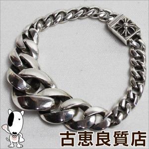 クロムハーツ Chrome Hearts ブレスレット TAPERED CLASSIC LINK クラシックリンク ボックスCH/中古/質屋出店/あすつく|koera