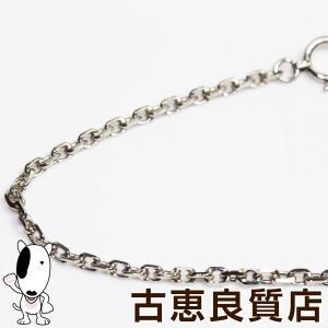 Pt プラチナ 小豆カット 10.3g 60cm ネックレス あすつく/MN1251/中古|koera