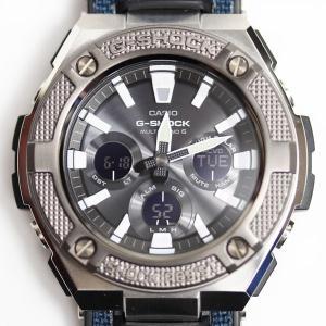 【ブランド】CASIO カシオ 【商品名】G-STEEL(Gスチール)腕時計 【型番】GST-W33...