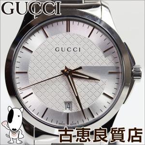 グッチ GUCCI Gタイムレス 38ミリ YA126442/中古/質屋出店/あすつく/MT1139|koera