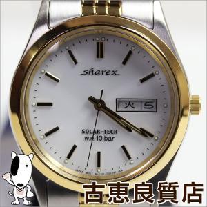 新品/未使用品/CITIZEN シチズン メンズ 腕時計 シャレックス SHAREX SXB30-0087 ソーラーテックモデル/買取品/質屋出店/あすつく/MT979|koera